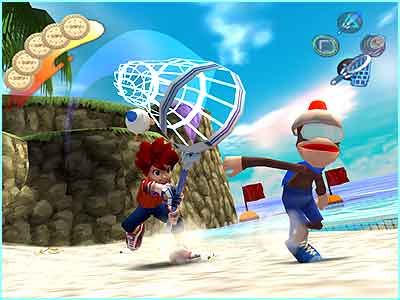 Ape Escape 2: due October 2002. Follow-up to PSOne game but newer and cheekier monkeys and the scenes are more colourful