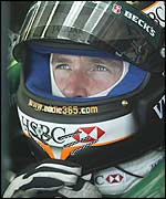 Eddie Irvine has often been critical of David Coulthard