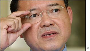 New WTO chief Supachai Panitchpakdi