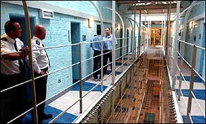 Durham prison houses one of the UK's close supervision centres used for prisoners with serious behavioural problems