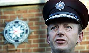 Hugh Orde: PSNI Chief Constable