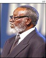 President Nujoma