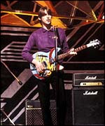 Paul Weller in The Jam