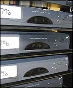 Three On Digital set top boxes