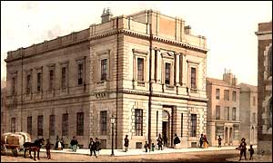 Campfield Library - the UK's first public lending library, in 1852