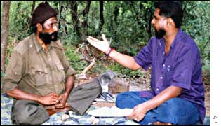 Meeting between Gopal and Veerappan during kidnap of Rajkumar