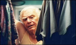 Ernest Borgnine in Sean Penn's short film Peter Feldman