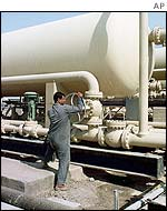Iraq's oil facilities