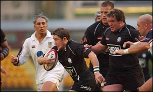 Neath wing Shane Williams