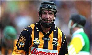 DJ Carey is a legend in hurling circles