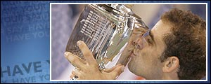 Sampras won his fifth US Open title