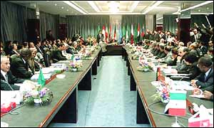 Meeting of Opec ministers