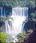 Iguazu Falls [Copyright: Convention and Visitors' Bureau Iguazu]