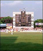Sinhalese Sports Club ground