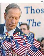 New York Governor George Pataki