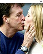 Sir Paul McCartney, 60, and Heather Mills, 33