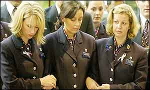 British Airways staff
