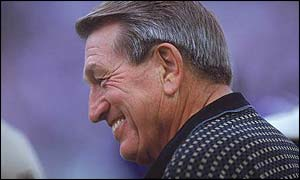 Unitas had major heart surgery in 1993.