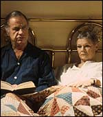 Geoffrey Palmer and Judi Dench in As Time Goes By