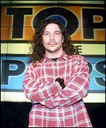 Top of the Pops producer Chris Cowey
