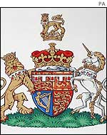 Prince Harry's new coat of arms