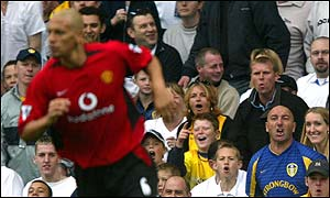 Rio Ferdinand returns to Elland Road