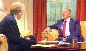 David Frost and Ken Livingstone