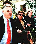 Former Tory Chancellor Lord Norman Lamont