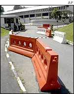 British High Commission in Singapore closed on 11 September 2002