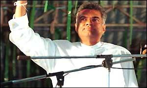Prime Minister Wickramasinghe