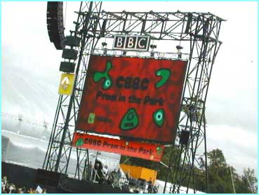 CBBC Prom in the Park took place in Hyde Park on Sunday 15 September