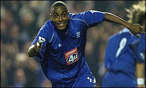 Clinton Morrison gave Birmingham the lead