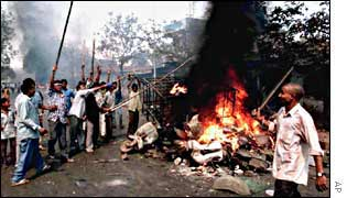 Riots in Gujarat