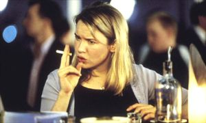 A clip from the Bridget Jones film