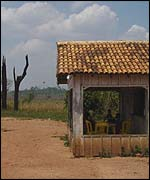 A house in the Eldorado dos Carajas region