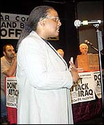 Diane Abbott, MP