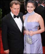 Martin Sheen and his grandaughter Cassandra