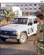 UN Inspectors pulled out of Iraq in November 1998