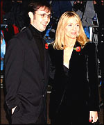 JK Rowling and husband Dr Neil Murray