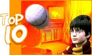 Platz 1: Harry Potter
