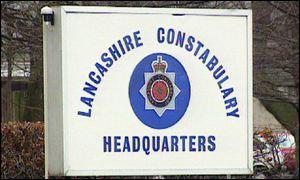 Lancashire Police headquarters