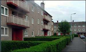 Housing in Drumchapel