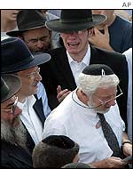Yoni Jesner's funeral
