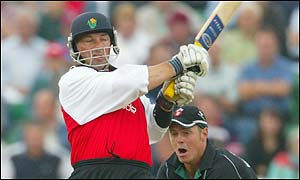 Glamorgan Dragons' Matthew Maynard