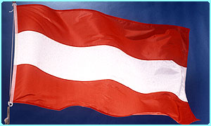 Austrian flag (Audiovisual Library European Commission)