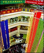 Beijing shopping mall