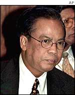 Win Aung, Burmese Foreign Minister