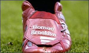 beckham football boots