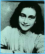 The awards are named after Jewish heroine Anne Frank