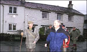 Prince Charles in the Lake District